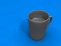 Mug with water
