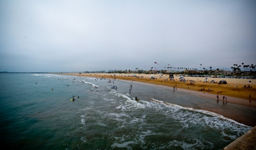 Beach Shore Pano 1